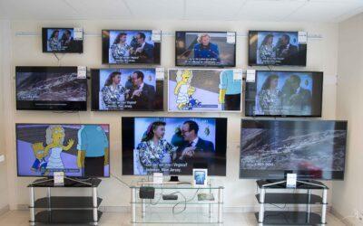 Nu utvecklar vi vår TV-tjänst!