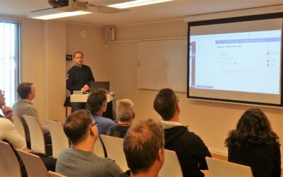 Teleservice seminarium om Digitalisering en succé