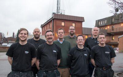 Teleservice radiokomverksamhet är nu ett eget bolag