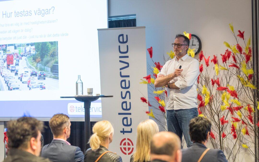 Teleservice talar wifi med Svensk Camping