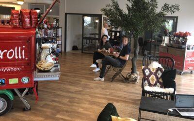 Ökad aktivitet i Teleservicebutiken i Ystad