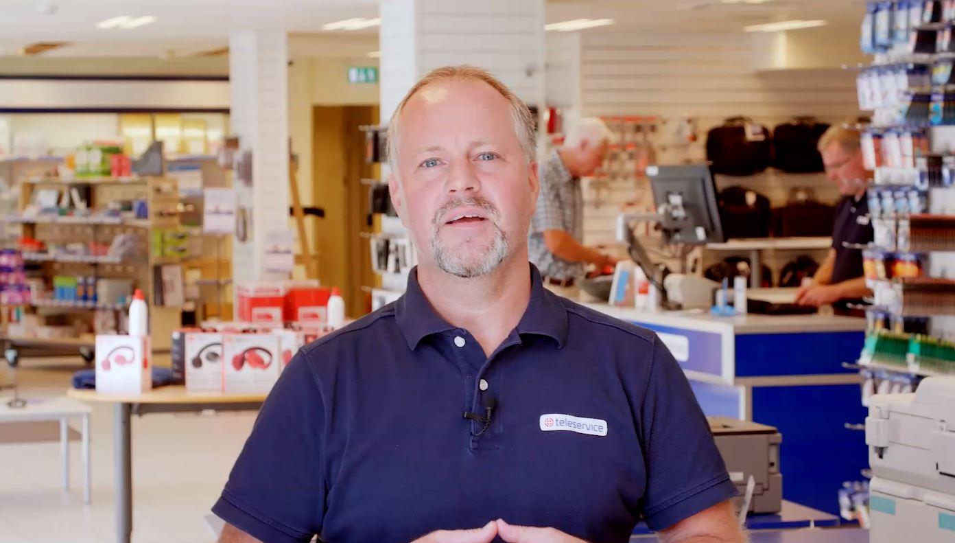 Teleservice butiker i Sjöbo och Ystad