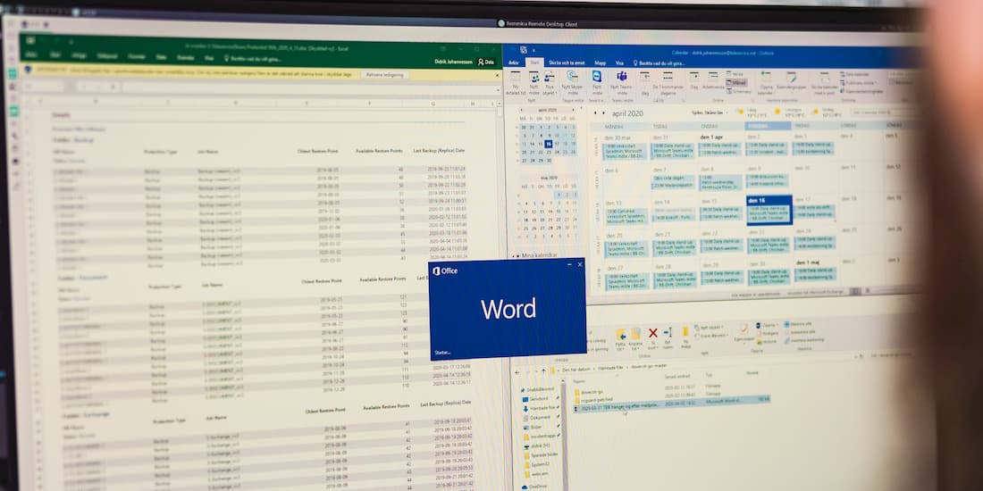 Microsoft Office 365 - Word, Excel, Powerpoint