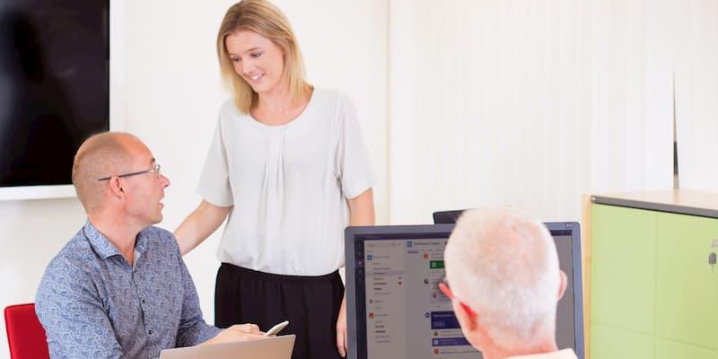 Microsoft Office 365 - kommunikation