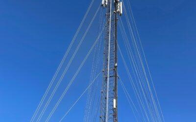 3 saker du kanske inte visste om den höga masten på Teleservice